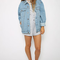 Rockstar Jacket - Denim
