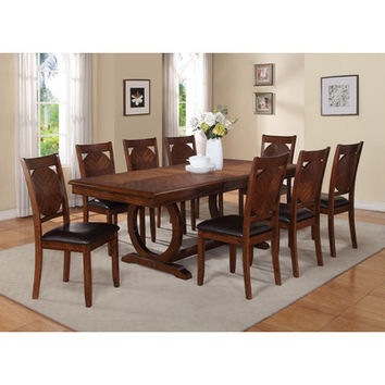 Milton Green Star Vernon 9 Piece Dining Set