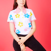 Flower Power Polo
