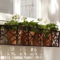 Iron Gate Window Box