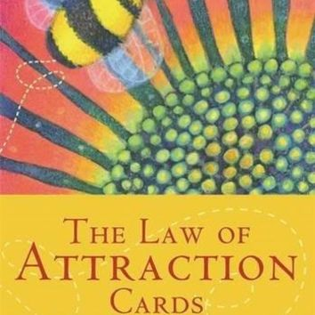 The Law of Attraction Cards CRDS
