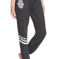 Women's Spirtual Gangster 'Namaste' Sweatpants,