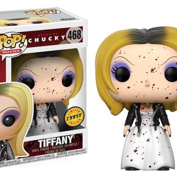 Funko Pop Movies: Horror - Bride of Chucky limited chase Edition 468 20117 Chase