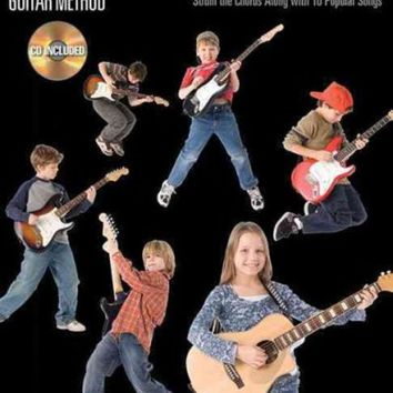ONETOW Guitar for Kids Songbook: Strum the Chords Along with 10 Popular Songs (Hal Leonard Guitar Method)