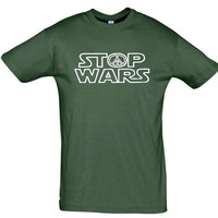 Stop wars shirt,birthday gift,gift ideas,christmas gift,summer shirt,personalized shirt,humor shirts,humor tees,dad shirt,gift for boyfriend