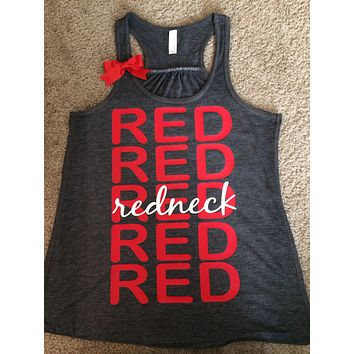 Redneck - Country Tank - Ruffles with Love