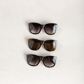 Lynn Square Sunglasses
