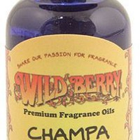 Wildberry Champa Flower Oil hippie perfume fragrance