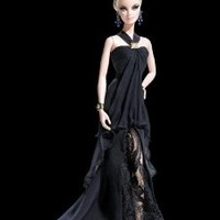Barbie Pink Label Collection Doll: E! Live From The Red Carpet Dress by Badgley Mischka