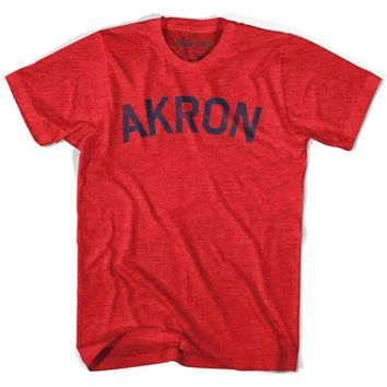 Akron City Vintage T-shirt