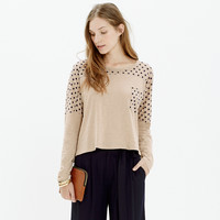 Effortless Tee in Dot