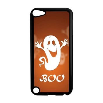 Cute Happy Halloween Boo Ghost  iPod Touch 5 Case