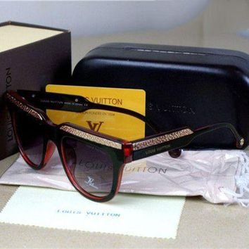 Gotopfashion Louis Vuitton LV Woman Men Fashion Summer Sun Shades Eyeglasses Glasses Sunglasses