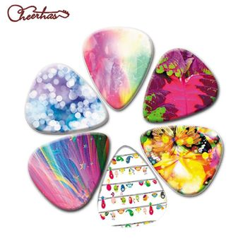 100pcs 500pcs or 1000pcs personalize custom guitar pick