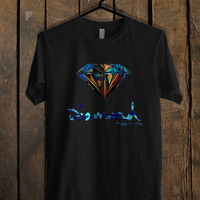 Diamond Supply Co Custome  Mens T Shirt and Womens T Shirt **