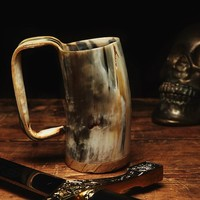 The Game of Thrones Horn Mug