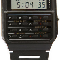 Casio Classic Calculator Watch