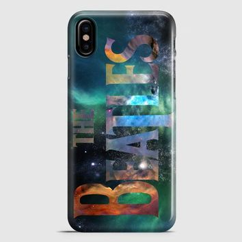 The Beatles Blackbird iPhone X Case
