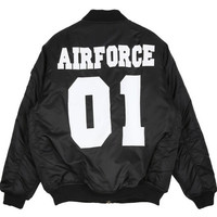 Jacket - Air Force 01 - Jackets - Jackets & Outerwear - Women - Modekungen