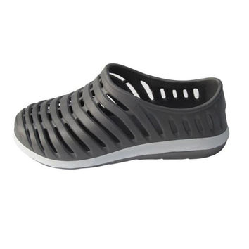 Men loafers boat swimming shoes drifting breathable hole hole beach sandals thick heel sandals garden flat men casual shoes