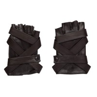 ModeWalk.com: Black Parker Gloves by Todd Lynn