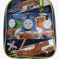 Thomas and Friends small backpack - Thomas #1 Full Steam Ahead children backpack with lenticular graphics