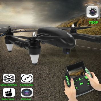 5.8G FPV 2.4GHz 4CH 6 Drone with camera