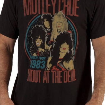 Shout At The Devil Motley Crue T-Shirt