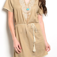 Just About Anywhere Dress