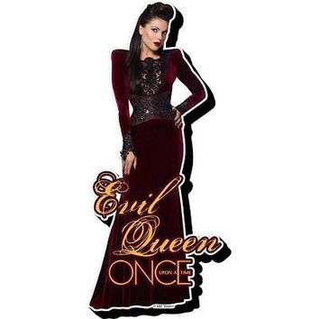 Once Upon A Time Evil Queen Magnet, Drama TV by NMR Calendars
