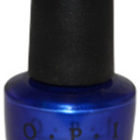 Women OPI Nail Lacquer # NL B24 Blue My Mind Nail Polish