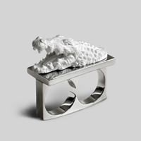 Generate Europe |  								Animal Rings by Haoshi Design Studio for  - Free Shipping