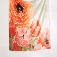 Bree Madden For DENY Spring Ranunculus Tapestry- Multi One