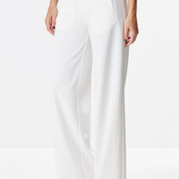 Uptown Pants - White