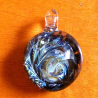 Ocean Inspirations Glass Pendant