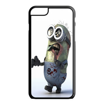 Funny and Scary Zombie Minion iPhone 6S Plus Case
