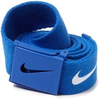 Nike Men's Tech Essentials Web Belt, Game Royal, One Size