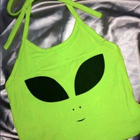 SWEET LORD O'MIGHTY! LIL ALIEN HALTER