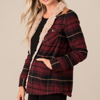 Lincoln Plaid Jacket