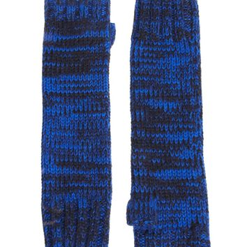 Monki Jean Marl Arm Warmers