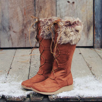 Bear Mountain Boots