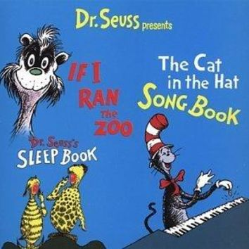 Dr Seuss Presents: Cat in the Hat Songbook/If I Ran the Zoo/Dr. Seuss Sleepbook CD
