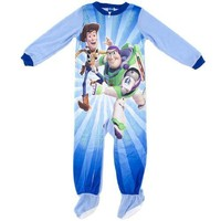 Toy Story Footed Pajamas for Baby and Toddler Boys