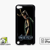 Loki Quote Thor The Avangers iPod Touch 5th Case Cover by Avallen