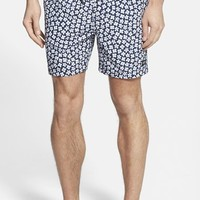 Men's Jack Spade 'Grannis' Floral Print Swim Trunks