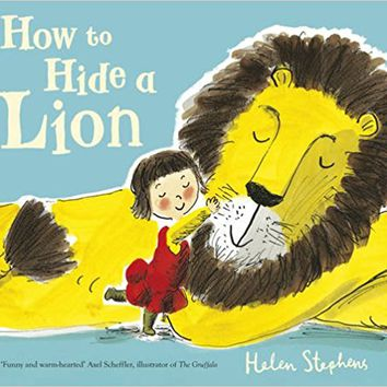 How to Hide a Lion Board book – September 1, 2016