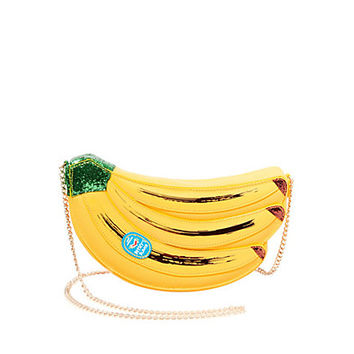 KITSCH GOING BANANAS CROSSBODY: Betsey Johnson