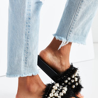 Jeffrey Campbell Jova Pearl Slide | Urban Outfitters
