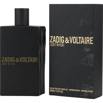 Zadig & Voltaire Just Rock By Zadig & Voltaire Edt Spray 3.3 Oz