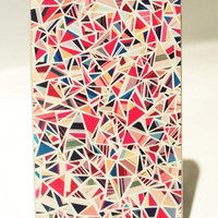 Nice Colourful Triangle Hard Cover .. on Luulla